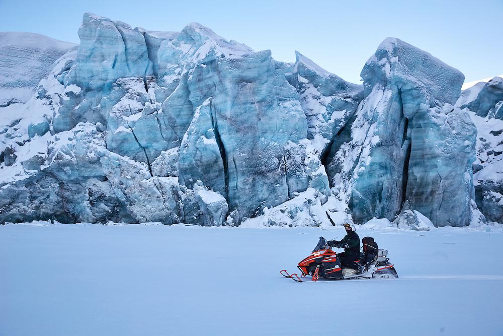 Bilder fra Svalbard tur arrangert av operatør Artic Challenge i Longyearbyen ved Tom Haugen.  Bilder til bruk på web og annen promotering av virksomheten.