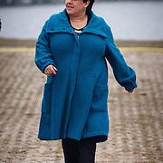 NLD/Almere/20150318 - Nationale Boomplantdag 2015, politica Sharon Dijksma
