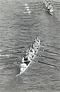 Chiswick,  Greater London England, 1994 Head of the River Race,  [© Peter Spurrier/Intersport Images], Chiswick Bridge, 101, AURIOL KENSINGTON I, 100., SURSEESC,(SWITZERLAND)