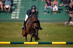 Hoffman Zazou, USA, Samson II<br /> Spruce Meadows Masters - Calgary 2017<br /> © Hippo Foto - Dirk Caremans<br /> 06/09/2017,