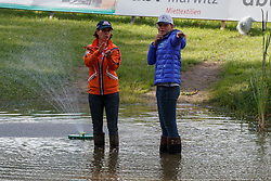 Hoy Betina, GER, De Jong Sanne, NED<br /> CCI **** Luhmuhlen 2017<br /> © Dirk Caremans<br /> Hoy Betina, GER, De Jong Sanne, NED