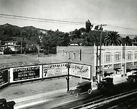 1918 Hollywood Blvd. just east of Highland Ave.