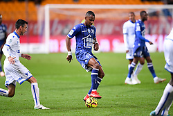 October 1, 2018 - Troyes, France - 13 KEVIN FORTUNE  (Credit Image: © Panoramic via ZUMA Press)