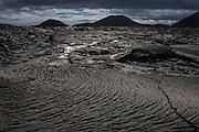 Lava Formations<br /> Sullivan Bay<br /> Santiago Island<br /> GALAPAGOS ISLANDS,<br /> Ecuador, South America