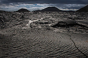 Lava Formations<br /> Sullivan Bay<br /> Santiago Island<br /> GALAPAGOS ISLANDS,<br /> Ecuador, South America