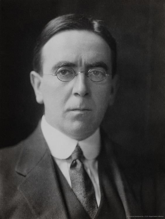 John Ireland, English composer, editor and writer, England, UK, 1928