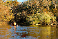 Images of the Altamaha River, Georgia in Fall