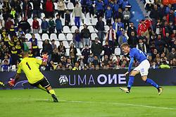 GOAL LUCA VIDO<br /> CALCIO AMICHEVOLE ITALIA - MAROCCO U21