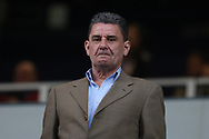 John Gregory during the EFL Sky Bet Championship match between Queens Park Rangers and Brighton and Hove Albion at the Loftus Road Stadium, London, England on 7 April 2017.