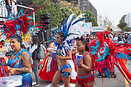 The 2019 San Francisco Carnaval Grand Parade take place in San Francisco on Sunday, May 26, 2019. This year's theme is La Cultura Cura (or Culture Heals).