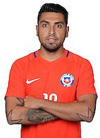Football Conmebol_Concacaf - <br />Copa America Centenario Usa 2016 - <br />Cile National Team - Group D - <br />Gonzalo Jara