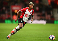 Mario Lemina of Southampton in action .Premier league match, Southampton v West Bromwich Albion at the St. Mary's Stadium in Southampton, Hampshire, on Saturday 21st  October 2017.<br /> pic by Bradley Collyer, Andrew Orchard sports photography.