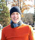 Olympic Gold Medalist Brian Boitano joins Lite 106.7 FM skating in Central Park