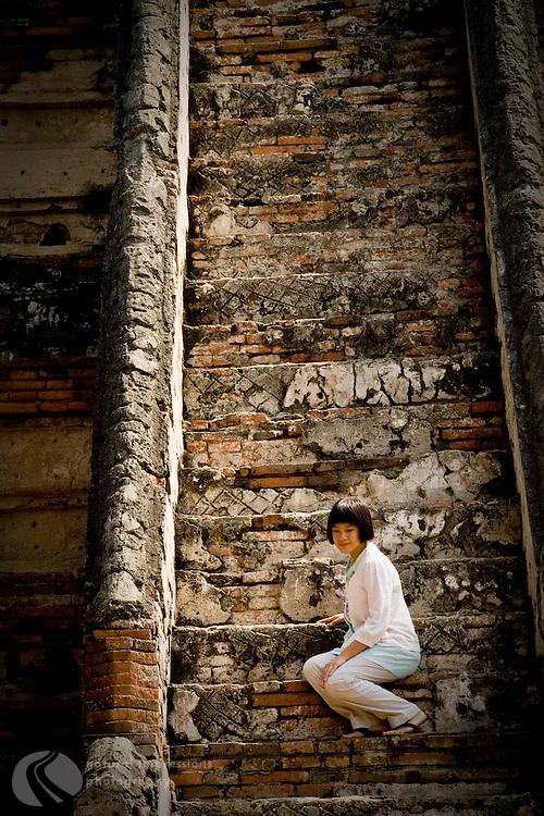 Ayuthaya Temple Ruins, Thailand