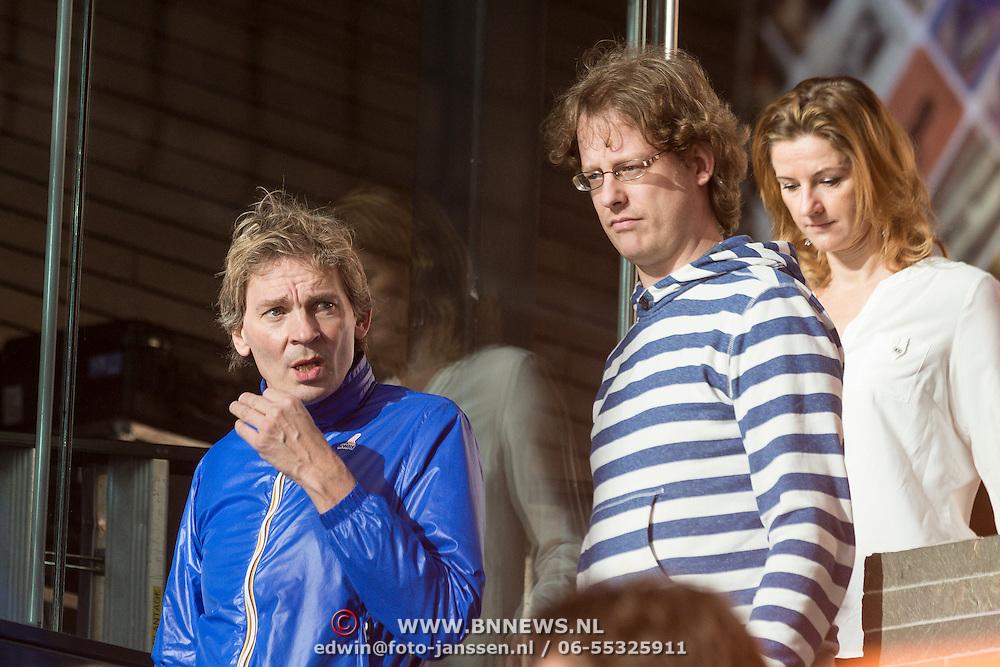 NLD/Hilversum/20131130 - Start Radio 2000, dj's top2000, Matthijs van Nieuwkerk