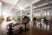 Pocos de Caldas_MG, Brasil...Museu no Thermas Antonio Carlos em Pocos de Caldas...The museum in the Thermas Antonio Carlos in Pocos de Caldas...Foto:LEO DRUMOND / NITRO