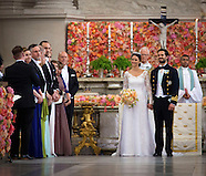 Wedding of Prince Carl Phillip of Sweden and Sofia Hellqvist, 13-06-2015
