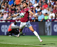 Football - 2018 / 2019 Premier League - West Ham United vs. Wolverhampton Wanderers<br /> <br /> West Ham United's Ryan Fredericks in action, at The London Stadium.<br /> <br /> COLORSPORT/ASHLEY WESTERN
