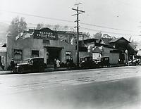 1922 Reaguer Productions Studio