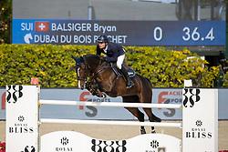 Balsiger Bryan, SUI, Dubai de Bois Pinchet<br /> Longines FEI Jumping Nations Cup Final<br /> Barcelona 2021<br /> © Hippo Foto - Dirk Caremans<br />  01/10/2021