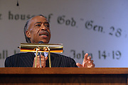 December 18, 2012-New York, NY- Rev. Al Sharpton, President & Founder, National Action Network/On-Air Personality attends a special Waterbury, Connecticut vigil for Newtown victims held at the Zion Baptist Church in the aftermath of horrific murders that took the lives of 20 young students and six adults who were shot and killed while at Sandy Hook Elementary School on December 14, 2012 . The alleged gunman, Adam Lanza shot and killed himself as Police moved in on his location. (Terrence Jennings)