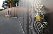 Vietnam  Moving Wall monument