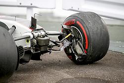 October 7, 2017 - Suzuka, Japan - Motorsports: FIA Formula One World Championship 2017, Grand Prix of Japan, .#8 Romain Grosjean (FRA, Haas F1 Team) (Credit Image: © Hoch Zwei via ZUMA Wire)