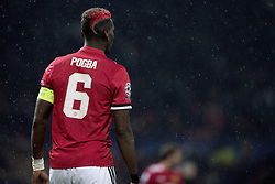 September 12, 2017 - Manchester, England - Manchester, Fussball UEFA Champions League, Manchester United - FC Basel. 12.9. 2017. Uniteds Paul Pogba. (Credit Image: © Daniel Teuscher/EQ Images via ZUMA Press)