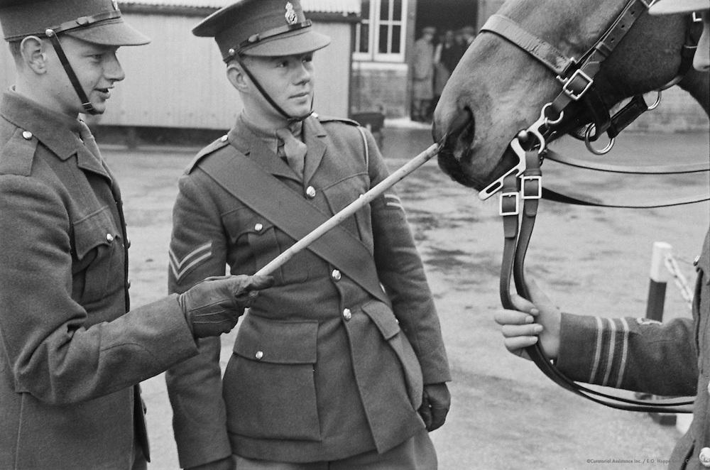 Royal Military College, Sandhurst, Surrey, c. 1945