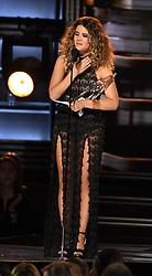 Maren Morris bei den 50. Country Music Awards in Nashville / 021116<br /> <br /> *** Country Music Awards 2016, Nashville, USA, November 2, 2016 ***