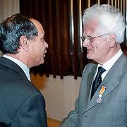 Koninklijke Onderscheiding voor architect Jan Bout