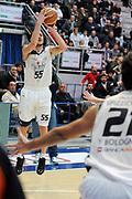 DESCRIZIONE : Bologna LNP DNB Adecco Silver GironeA 2013-14 Fortitudo Bologna Basket Cecina<br /> GIOCATORE : Venturelli Michele <br /> SQUADRA : Fortitudo Bologna <br /> EVENTO : LNP DNB Adecco Silver GironeA 2013-14<br /> GARA :  Fortitudo Bologna Basket Cecina <br /> DATA : 05/01/2014<br /> CATEGORIA : Tiro Three points<br /> SPORT : Pallacanestro<br /> AUTORE : Agenzia Ciamillo-Castoria/A.Giberti<br /> Galleria : LNP DNB Adecco Silver GironeA 2013-14<br /> Fotonotizia : Bologna LNP DNB Adecco Silver GironeA 2013-14 Fortitudo Bologna Basket Cecina<br /> Predefinita :