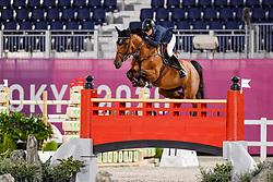 Baryard-Johnsson Malin, SWE, Indiana, 385<br /> Olympic Games Tokyo 2021<br /> © Hippo Foto - Stefan Lafrentz<br /> 04/08/2021