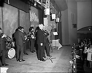20/04/1970<br /> 04/20/1970<br /> 20 April 1970<br /> Tynagh Mines Dinner Dance at Loughrea, Co. Galway. Band gets going with a song from P.J. Hughes and ?