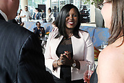 June 12, 2017-New York, New York-United States: Lillian Chege, CareerBox attends ' Cocktails & Conversation with Ambassador Zindzi Mandela 'highlighting the advocacy for the equity and rights of girls and women held at the Lincoln Ristorante at Lincoln Center on June 12, 2017 in New York City. Powered by CareerBox Soweto, the organization's mission is fulfill the hopes and dreams of youth of South Africa. (Photo by Terrence Jennings/terrencejennings.com)