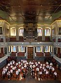 Sheldonian Theatre Concert, Magdalen College School 2011