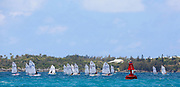 Races Day 1, Optinam 2013, Bermuda, © Matías Capizzano