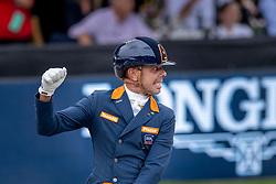 Minderhoud Hans Peter, NED, Glock's Dream Boy N.O.P.<br /> CHIO Rotterdam 2021<br /> © Hippo Foto - Dirk Caremans<br />  03/07/2021