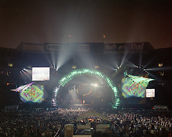 "The Grateful Dead Live at Giants Stadium 03 August 1994. Photograph taken during ""Space"""