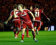 Middlesbrough v Huddersfield Town 050416