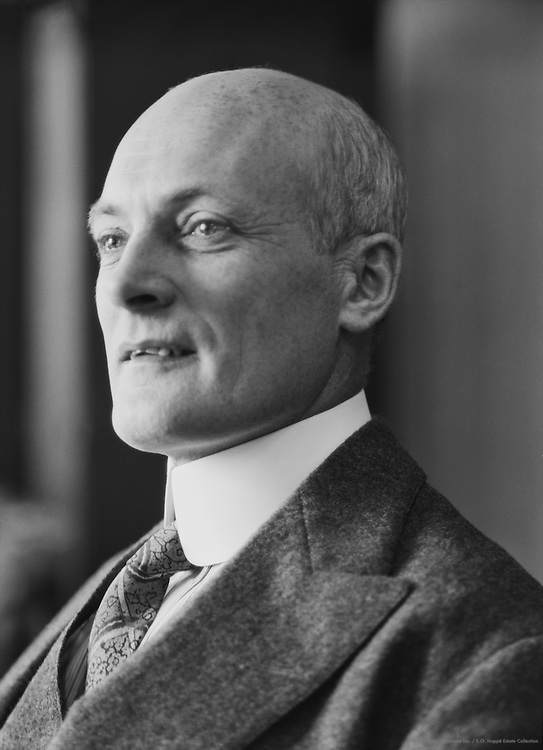 Homer Croy, American Author and Screenwriter, 1927