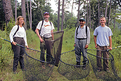 Judy Adams, Jim Loughry, Ganapathy Kunda & John Fleming