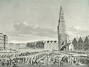 French general Pichegru entered Amsterdam on 20 January 1795, and soon occupied the whole of the Netherlands.