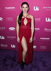 MANHATTAN, NEW YORK CITY, NY, USA - SEPTEMBER 12: US Weekly's Most Stylish New Yorker Party 2018 held at the Magic Hour Rooftop Bar and Lounge on September 12, 2018 in Manhattan, New York City, New York, United States. 12 Sep 2018 Pictured: Natalie Negrotti. Photo credit: Image Press Agency/MEGA TheMegaAgency.com +1 888 505 6342