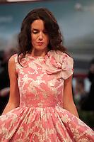 Tiziana Buldini at the gala screening for the film The Danish Girl  at the 72nd Venice Film Festival, Saturday September 5th 2015, Venice Lido, Italy.