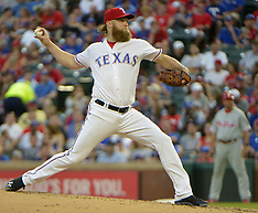 Rangers vs. Phillies 17 May 2017