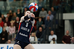 20190131 NED: Semi Final Cup Sliedrecht Sport - Eurosped, Sliedrecht <br />Florien Reesink (5) of Sliedrecht Sport <br />©2019-FotoHoogendoorn.nl / Pim Waslander