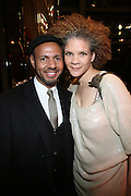 l to r: Emil Wilbekin and Michaela Angela Davis at The 3rd Annual Black Girls Rock Awards held at the Rose Building at Lincoln Center in New York City on November 2, 2008..BLACK GIRLS ROCK! Inc. is a 501 (c)(3) nonprofit, youth empowerment mentoring organization established for young women of color.  Proceeds from ticket sales will benefit BLACK GIRLS ROCK! Inc.?s mission to empower young women of color via the arts.  All contributions are tax deductible to the extent allowed by