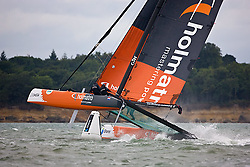 08_016608 © Sander van der Borch. Cowes,  3 August 2008. Ishares cup 2008 Cowes  (2/4 August 2008). first day.