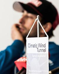 19.10.2013, Klima Wind Kanal, Wien, AUT, OESV, Nordische Kombination Skisprungtraining im Wind Kanal, im Bild Mario Stecher // during the Skijump training in the Climatic Wind Tunnel, Austria 20131019. EXPA Pictures © 2013, PhotoCredit: EXPA/ Sascha Trimmel